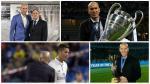 Real Madrid: 12 momentos más importantes de Zidane como técnico - Noticias de doce casas