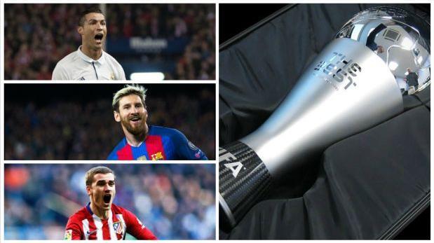 Futbolistas del Barcelona decidieron no viajar a la gala de la FIFA