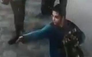 Fort Lauderdale: El video del preciso momento del tiroteo
