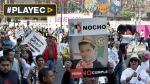 México: miles marchan contra aumento del precio de la gasolina - Noticias de domingo guerrero