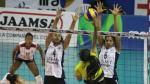 LNSV: se reanudó el campeonato en el coliseo Manuel Bonilla - Noticias de manuel bonilla