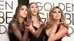 Hijas de Sylvester Stallone se lucieron en los Globos de Oro - Noticias de sylvester stallone
