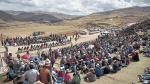Las Bambas: las propuestas y los pedidos en Cotabambas - Noticias de huelga