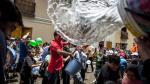 Carnaval de Cajamarca: alistan campaña para no dañar patrimonio - Noticias de carnavales
