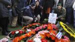 Jerusalén despide a los soldados muertos en ataque con camión - Noticias de benjamin netanyahu