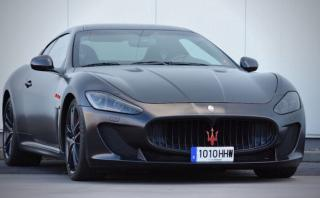 No creerás a cuánto quieren vender Maserati que fue de Messi