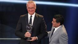 Claudio Ranieri se llevó premio FIFA a mejor entrenador de 2016