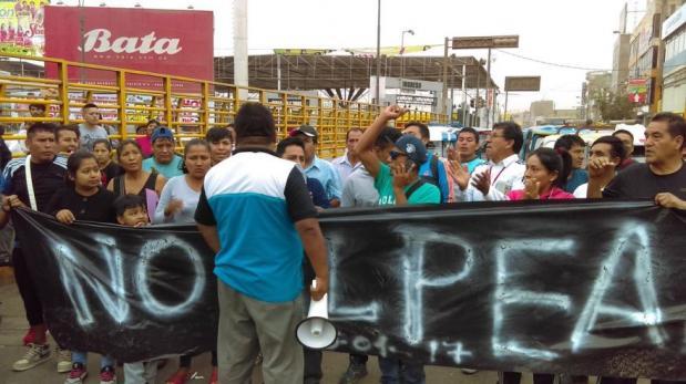 Lima pide a Defensoría propuestas ante problema de peaje