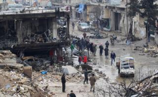 Rusia acusa a EE.UU. de matar a 20 civiles en Siria