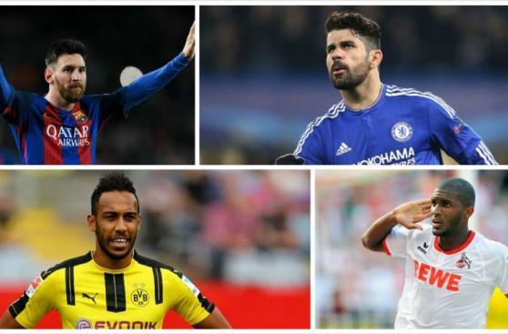 Lionel Messi integra el top 10 de máximos artilleros de Europa