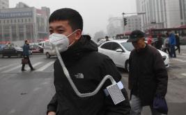 [BBC] ¿Cómo se vive en la ciudad más contaminada de China?