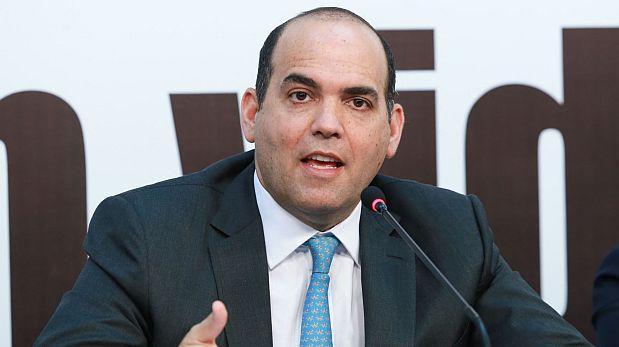 Zavala presenta proyecto para Autoridad de la Reconstrucción