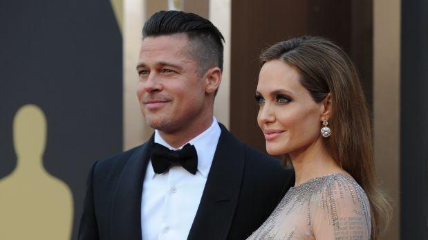 Brad Pitt y Angelina Jolie: proceso de divorcio será reservado