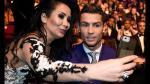 Cristiano Ronaldo: imágenes de su día triunfal en gala The Best - Noticias de france football