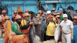 Reserva de mar tropical tiene el respaldo de tres ministerios - Noticias de isla foca