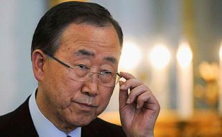 EE.UU.: Acusan de soborno a familiares del ex secretario de ONU