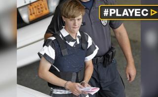 Condenan a pena de muerte al autor de la masacre de Charleston