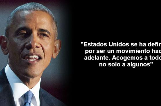 Obama: Las mejores frases de su último discurso presidencial