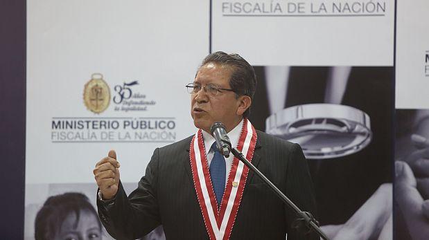 Fiscal de la Nación viaja hoy a Brasil por el Caso Odebrecht