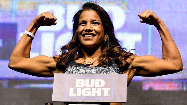 UFC: Peña dice que está obsesionada con Valentina Shevchenko