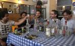 Décimas para brindar con chilcanos en el Superba