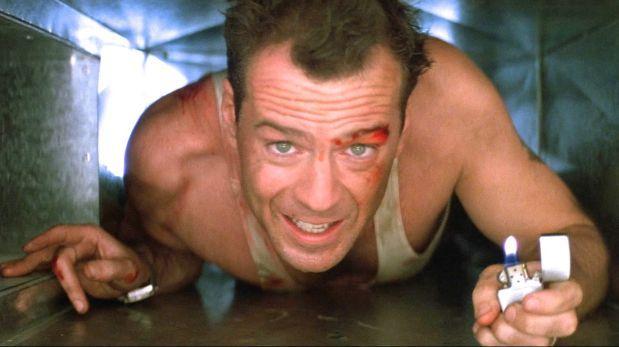 "¿Cuántas veces debió morir John McClane en ""Duro de matar""?"