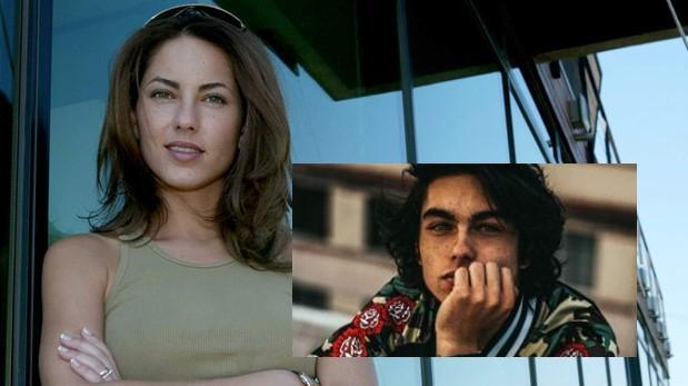 Hijo de Bárbara Mori es criticado por estas fotografías