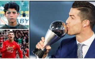 Cristiano Ronaldo: el triunfador que superó un mal cardíaco