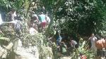 Colombia: Colapso de puente colgante deja 11 muertos - Noticias de personas fallecidas