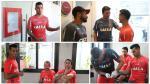 Miguel Trauco: su primer entrenamiento con Flamengo en imágenes - Noticias de miguel campos
