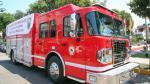 Bomberos de Lince recibieron donación de unidad de rescate - Noticias de nancy lee