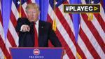 """""""No sea grosero"""", Trump arremete contra CNN y Buzzfeed - Noticias de zelma acosta rubio"""