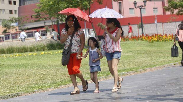 Radiación ultravioleta puede causar conjuntivitis en niños