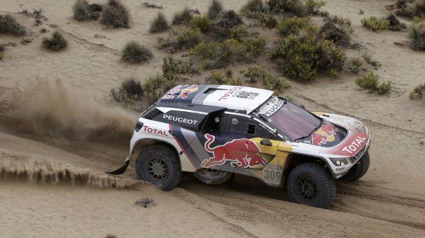 Rally Dakar 2017: finalizó etapa 11 de San Juan a Río Cuarto
