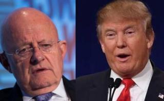 Inteligencia de EE.UU. afirma que no filtró informe sobre Trump