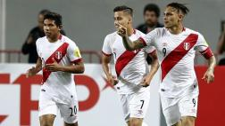 Selección peruana se mantiene entre 20 primeros de ránking FIFA
