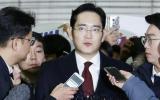 Heredero de Samsung quedó libre tras 22 horas de interrogatorio