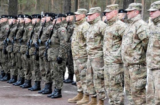 El despliegue militar de EE.UU. en Polonia que irrita a Rusia