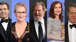 Globos de Oro 2017: 5 actores exitosos a través de los años
