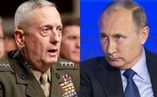 Putin intenta destruir la OTAN, dice futuro jefe del Pentágono