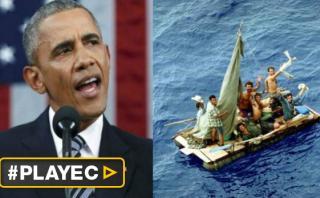 "Obama elimina política ""pies secos/pies mojados"" para cubanos"