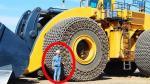 Así protegen las enormes llantas de los camiones industriales - Noticias de emma stone
