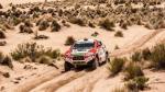 Dakar 2017: Fuchs logró histórico top ten en décima etapa - Noticias de carlo vellutino