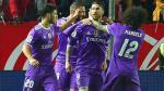 Real Madrid igualó 3-3 ante Sevilla y clasificó en Copa del Rey - Noticias de santiago correa