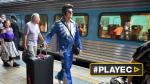 Pasajeros de tren viajan vestidos como Elvis en Australia - Noticias de johnny reyes