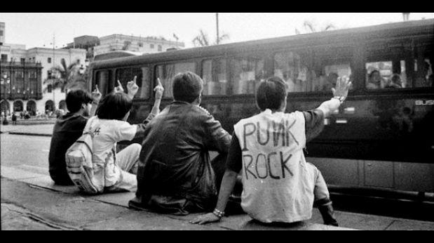 El contexto socioeconómico de los ochenta alimentó el espíritu contestatario de los subterráneos. (Foto: subterock.com)