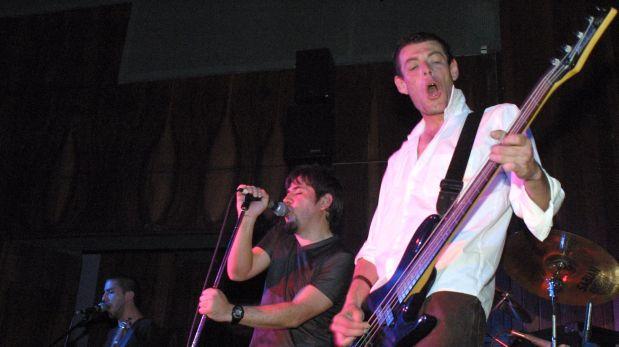 Lima, 2004. Presentación del disco