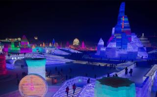 Harbin: Descubre esta impresionante ciudad de hielo