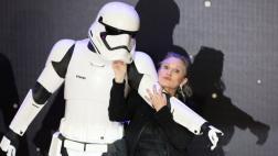 Star Wars: Disney no quiere digitalizar imagen de Carrie Fisher