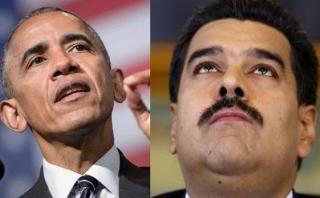 """Obama prorroga 1 año más """"emergencia nacional"""" sobre Venezuela"""